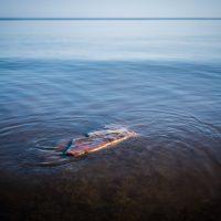 Stein im Wasser, Wellen-Interferenz